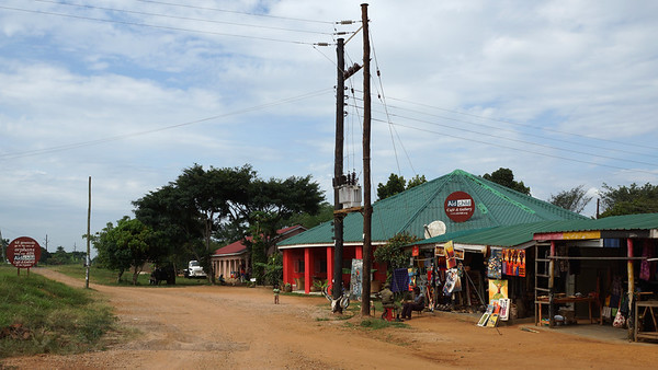Aid Child Charity Shop - Equator - Uganda