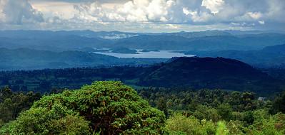 Lake Burera - Uganda