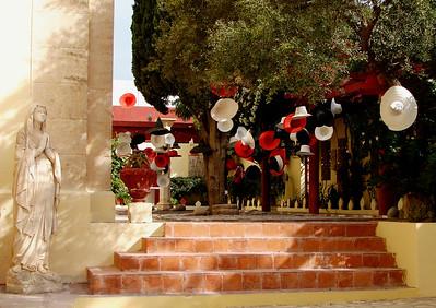 Hats in Tunisia