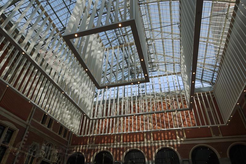 Rijksmuseum - Interior - Amsterdam
