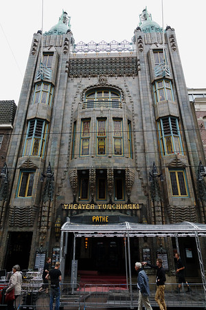 Tuschinski Theatre Cinema