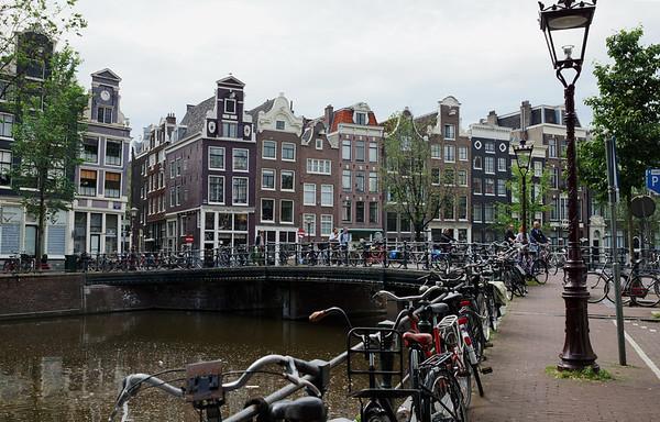 Singel Canal at Wijde Heisteeg, Amsterdam