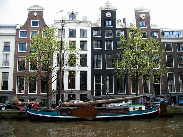 Amsterdam - Barge