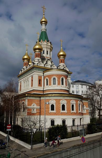 Russian Orthodox Church of St Nicholas