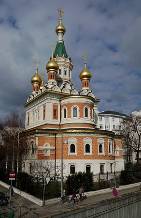 Russian Orthodox Church of St Nicholas