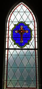 Brandberger Kapelle - Stained Glass