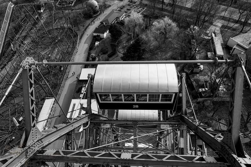 Prater Park and Third Man Ferris Wheel