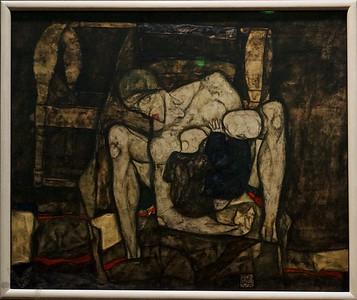 Blind Mother - Egon Schiele