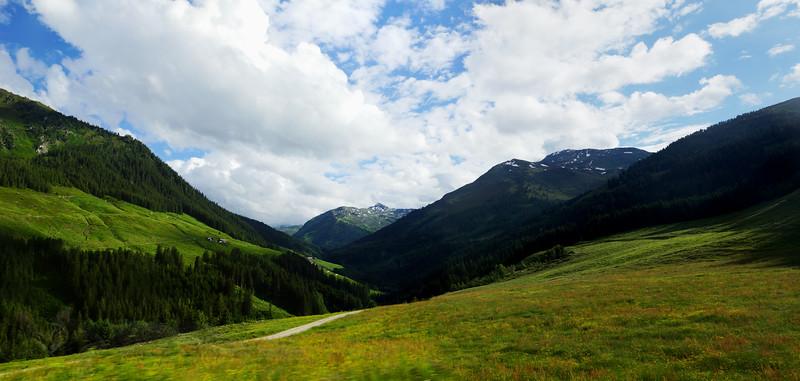 Sonder Pichl - Panorama
