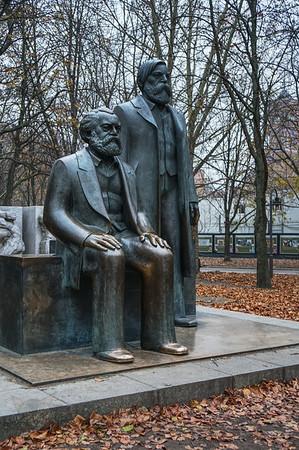 Marx Engels Forum - Berlin