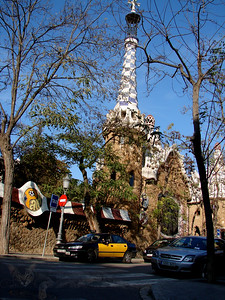 Gaudi Buildings and Architecture