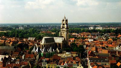 Saint Salvator's Cathedral Bruges