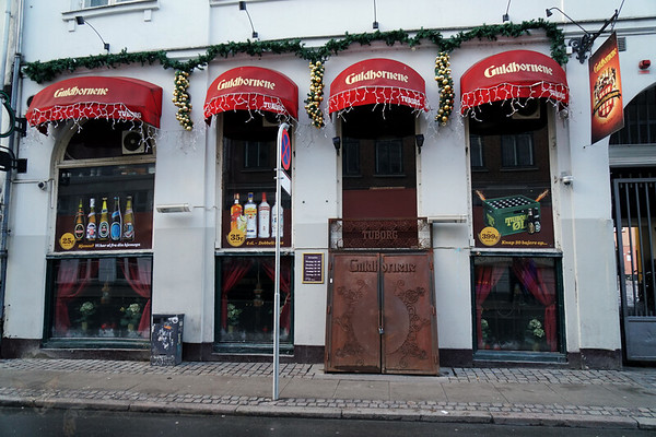 Guldhornene Cafe - Copenhagen