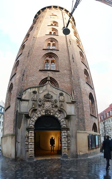 Round Tower Observatory - Copenhagen