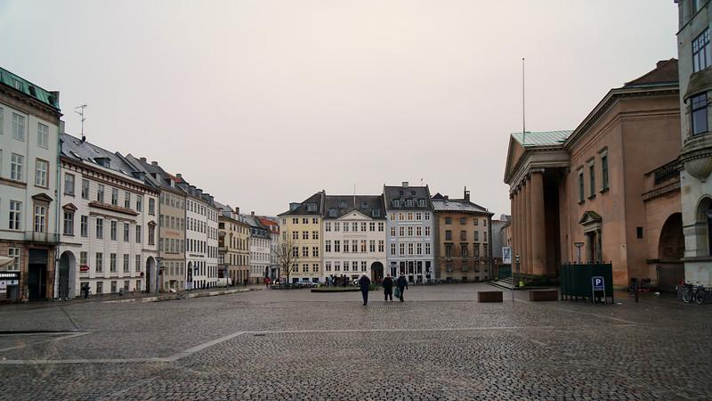 Copenhagen - Nytorv Square