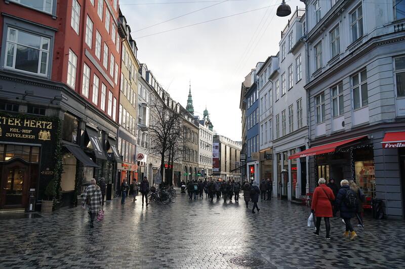 Købmagergade - Copenhagen