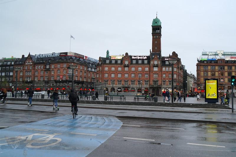 Copenhagen - City Hall Square