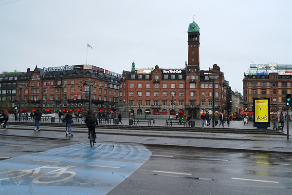 Copenhagen - City Hall Square