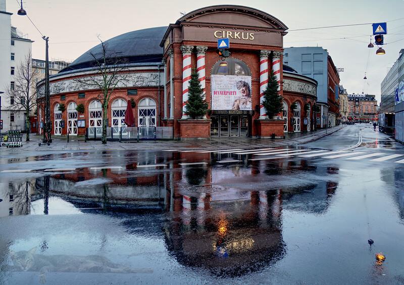 Cirkus - Circus Building - Copenhagen
