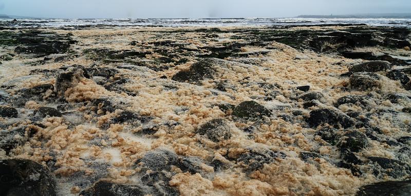 Foamy Beach, Lahinch, Ireland