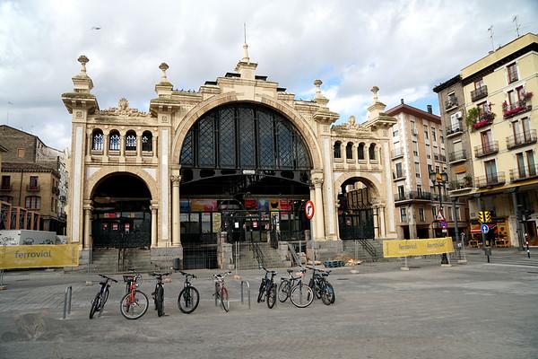 Zaragoza Central Market