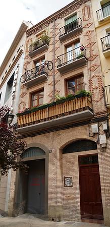 Building near Calle Miguel Molino