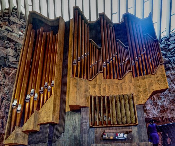 Temppeliaukion Church - Helsinki