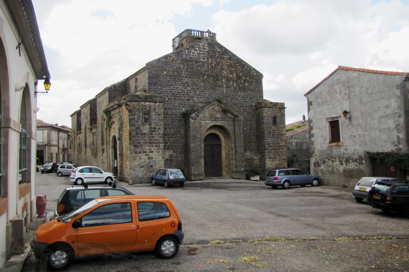 St. Peter's Church - Villasavary
