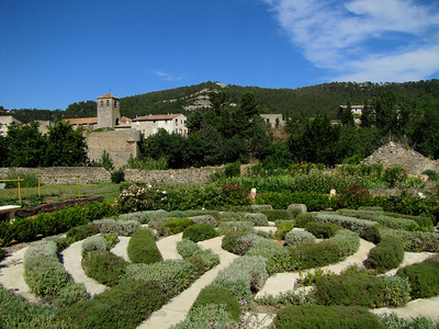 Abbey and Garden