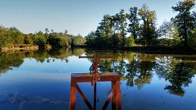 Lake - Souméras - France