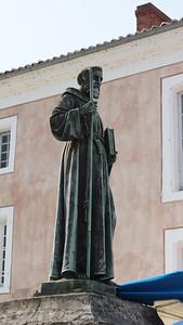 Statue of Saint Astier