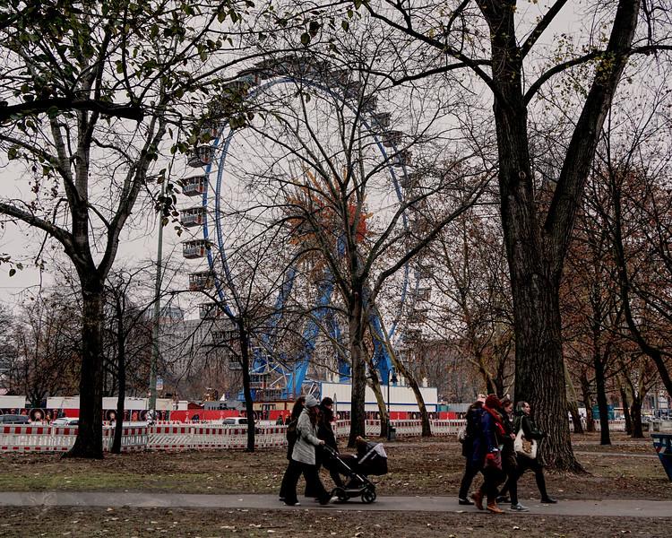 Berlin - Ferris Wheel