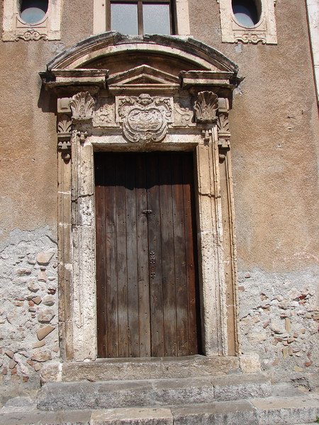 Doorway in Sicily