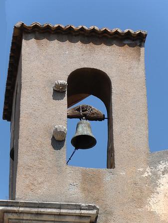 Taormina - Saint Catherine's Church Bell