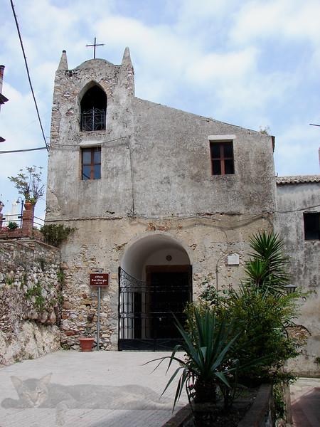 Castelmola - San Giorgio Church