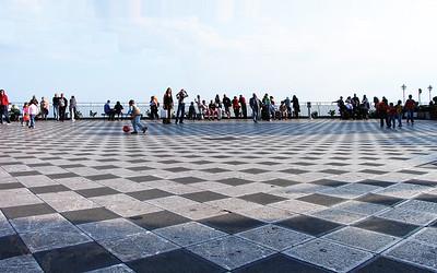 Taormina - Plaza - Sicily