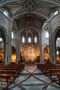 The Cathedral of Saint Mary of Huesca