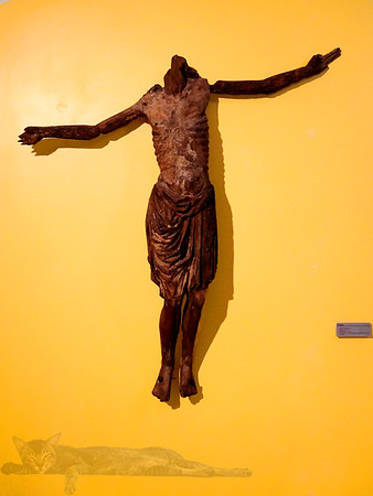 Christ - Diocesan Museum of Huesca