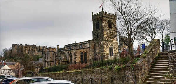 St Margaret's Church - Durham