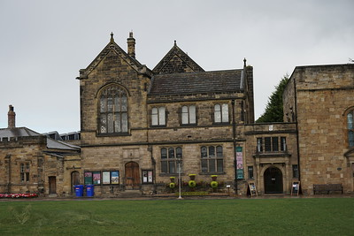Cosins Hall including Cafe on the Green