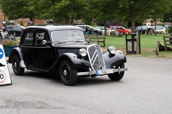1930s Citroen Traction Avant