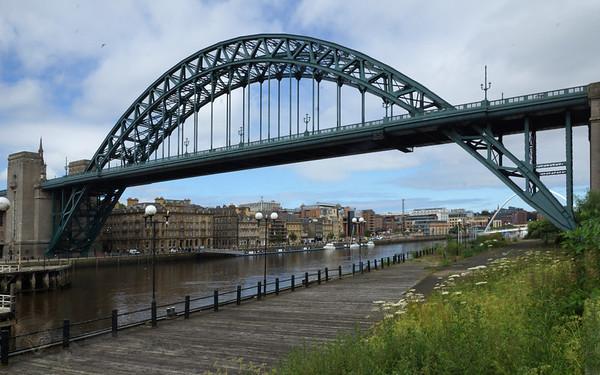 Newcastle upon Tyne - Tyne Bridge