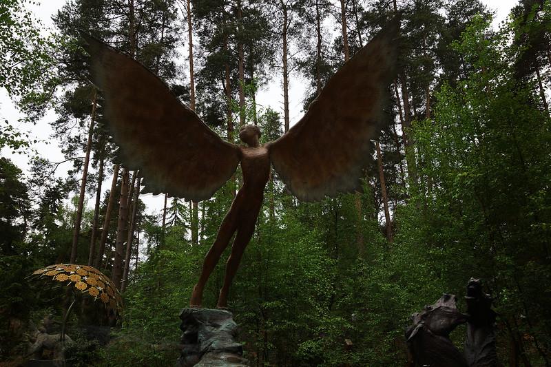 Icarus II by Nicola Godden