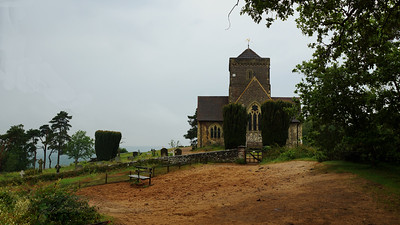 Church of St Martha on the Hill