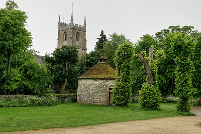 St James' Church and Dovecote at Avebury Manor