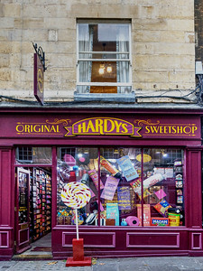 Hardy's Sweet Shop in Bath