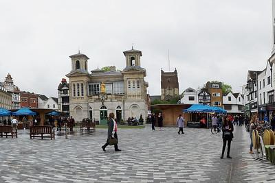 Kingston upon Thames - Market Place