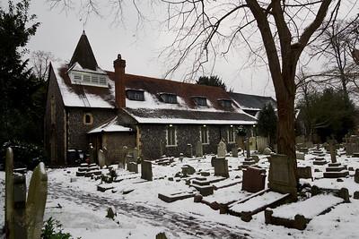 St Mary's Church, Merton Park
