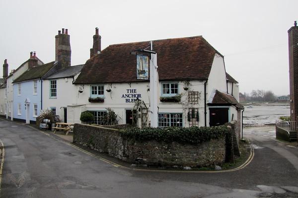 The Anchor Bleu Public House -  Bosham