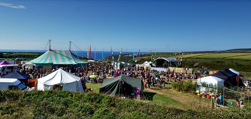 Porthtowan - Tropical Pressure Festival